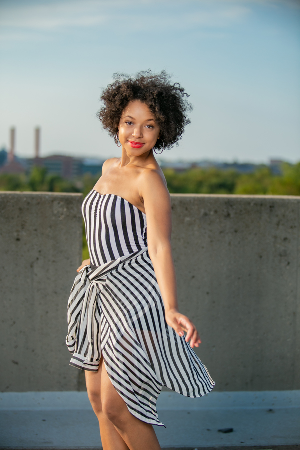 Amber Davis - teaches private salsa lessons on 1 at the Salsa With Silvia dance studio in DC and Bethesda