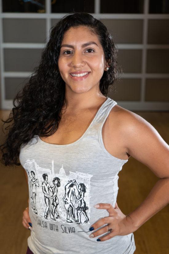 Carla Camargo - Studio Director At The Salsa With Silvia Dance Studio
