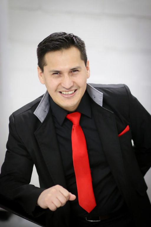 David Navarro - salsa and bachata instructor at the Salsa With Silvia Dance studio