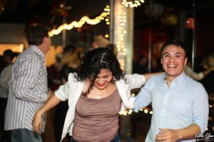 The Salsa With Silvia monthly social dance parties - great salsa, bachata music, dancing, food and drinks, dance performances and more.