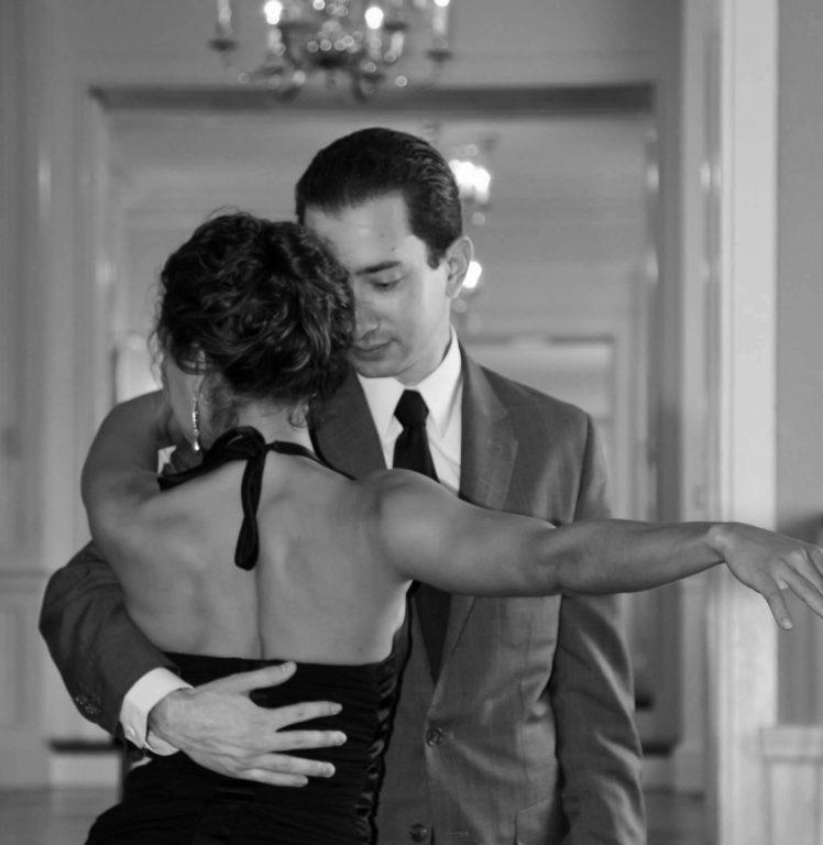 Jason Potell - Salsa, Bachata Instructor at the Salsa With Silvia dance studio