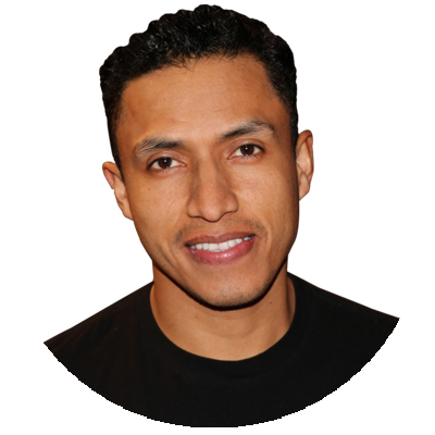Joffre Arce - salsa and bachata instructor at the Salsa With Silvia Dance studio