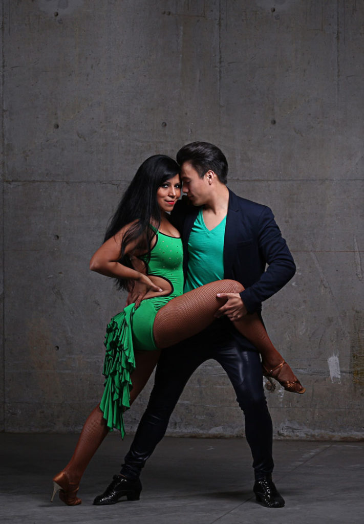 Mario Cervantes - salsa and bachata instructor at the Salsa With Silvia Dance studio
