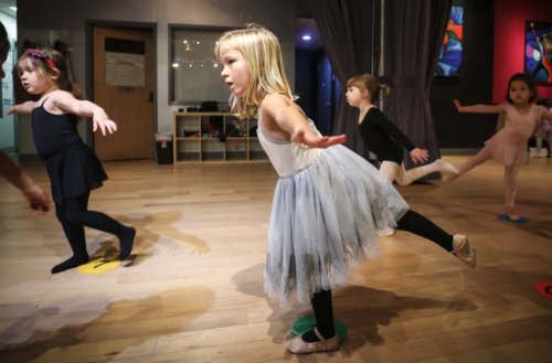 Baby and Kids dance classes at the Salsa With Silvia dance studio: ballet, jazz, tap, Latin, modern, hip hop, modern and more.