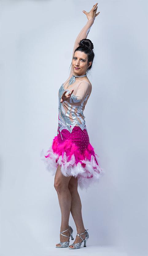 Silvia Alexiev - owner of the Salsa With Silvia Dance Studio Washington, DC and Bethesda