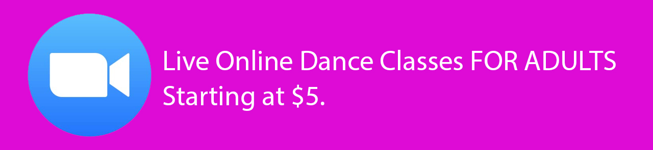 Live online salsa bachata classes for adults at the Salsa With Silvia dance studio. What to do during COVID-19