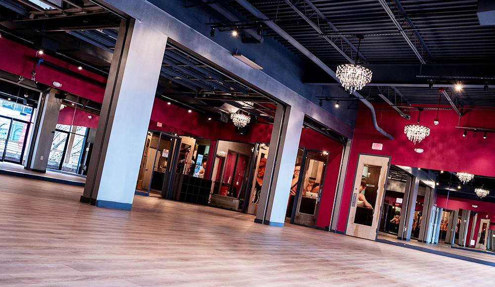 The Salsa With Silvia dance studio in Bethesda, MD offers group and private salsa and bachata classes for adults, venue rentals, performances, team building workshops, events, parties and more.